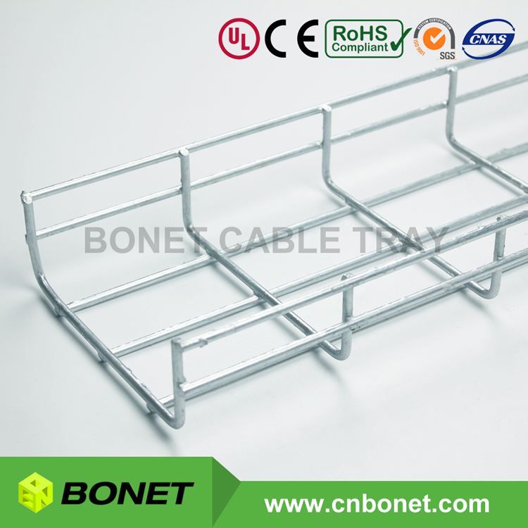 Hot Dip Galvanized Wire Mesh Cable Tray - Blog of Bonet Cable Tray