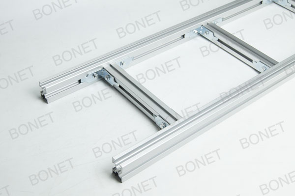 Aluminum Ladder Tray Bonet Cable Tray
