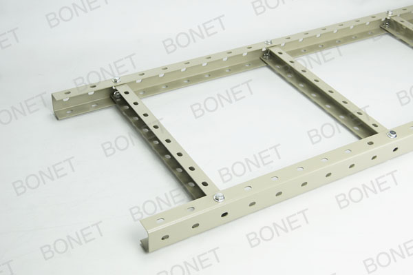 U-Channel Ladder Tray - Bonet Cable Tray