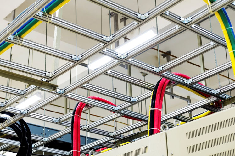 Ladder Cable Tray - Bonet Cable Tray