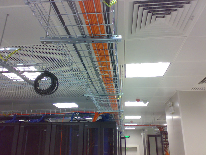 Basket Cable Tray - Bonet Cable Tray