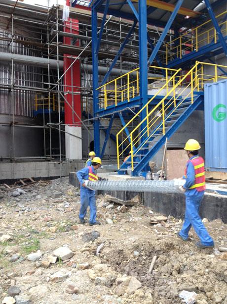 Bonet Hdg Wire Tray Used In Zrcc Chemical Plant Bonet