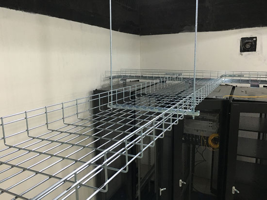Supply Basket Tray to G20 Traffic Monitor Server Room - Bonet ...